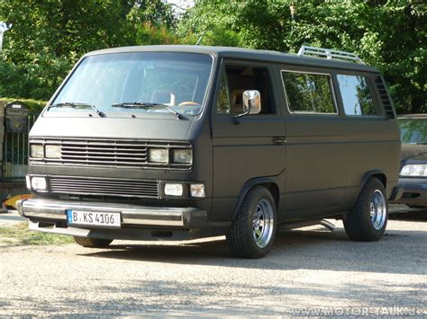 Vw T3 History, Photos On Better Parts Ltd