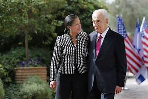 Peres to Rice: World must pressure Hamas to recognize ...