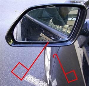 Changer Miroir Retroviseur : voir le sujet comment changer un miroir de r tro ext rieur ~ Gottalentnigeria.com Avis de Voitures