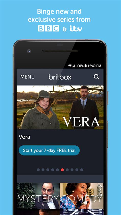 britbox  bbc itv great british tv android apps