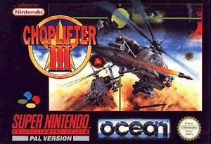 Choplifter III Game Giant Bomb