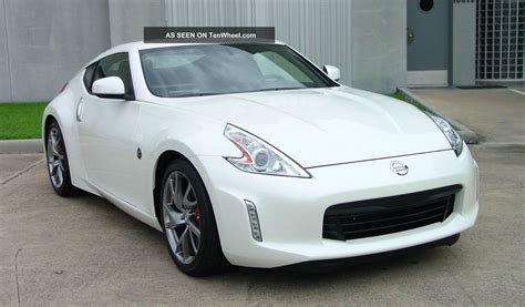 2014 Nissan 370z Coupe Touring