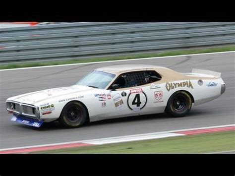 le mans olympia dodge charger cer race n 252 rburgring 2008