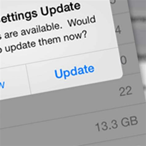 what is carrier settings update on iphone what is quot carrier settings update quot on an iphone here s the