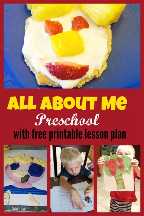 all about me preschool week more excellent me 412 | all about me preschool pinterest