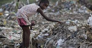 Meet The Kids Scavenging On Rubbish Dumps To Survive