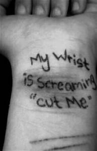 Suicide Story Chapter 2: Wrist cutting - Suicide Story ...
