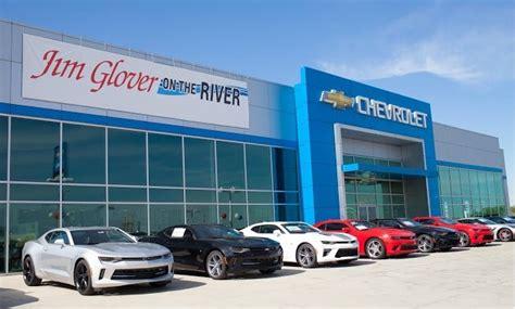 Jim Glover Chevrolet Doubles Online Review Generation
