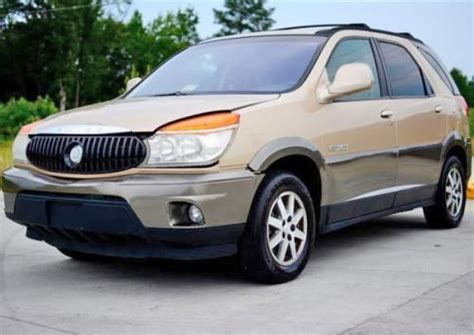 Used Buick Suvs For Sale by 2002 Buick Rendezvous Cxl Suv For Sale 1000 In