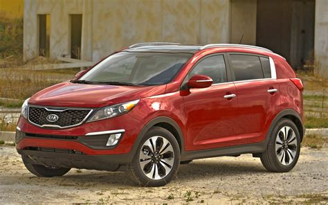 Kia Sprotage by Most Wanted Cars Kia Sportage 2013