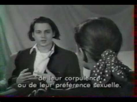 johnny depp interview   youtube
