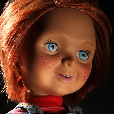 childs play  talking good guys chucky doll mezco toyz