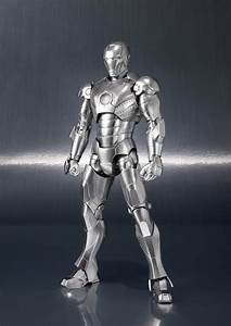 Iron Man Mark 2 SH Figuarts with Hall of Armor Piece - The ...