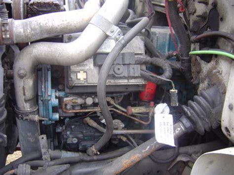 2006 Dt466 Fuse Box Location by International Dt466e Engine 210 Hp Used Isuzu Npr Nrr