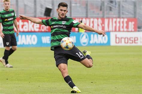 The football team currently plays in regionalliga west which is the fourth tier in german football. Preußen Münster: Chance für Talente gegen Groningen
