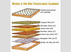 How To Build A No Dig Organic Vegetable Garden Homestead
