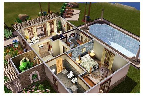 posso baixar casas para sims 3 sin expansiones