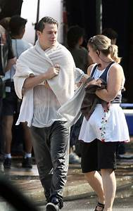 Pictures of Rachel McAdams and Channing Tatum on the Set ...