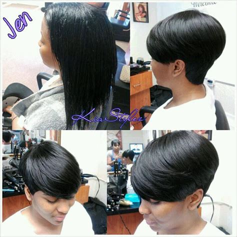 short quick weave quick weave hairstyles short quick