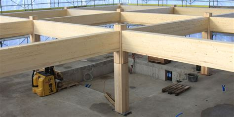 wood floor construction research lab made of hard wood eth zurich