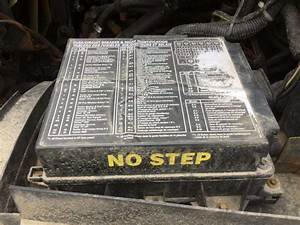 1999 Sterling L7501 Fuse Box For Sale