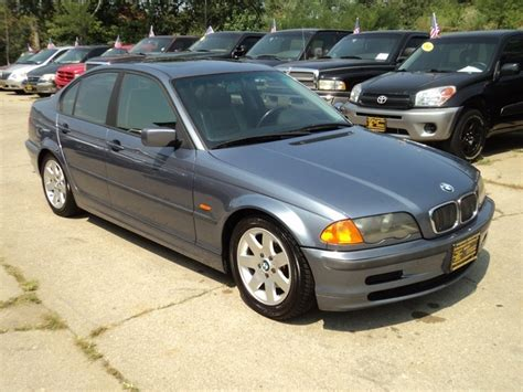 1999 Bmw 323i For Sale In Cincinnati, Oh  Stock # 10727