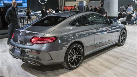 Mercedes C Class Coupe 2019 by 2019 Mercedes C Class Coupe New York 2018 Photo