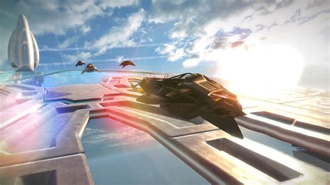 Wipeout Omega Collection On Ps4 Official Playstation