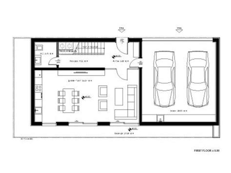 floor plans rectangular house simple house design with second floor clipart panda free clipart images