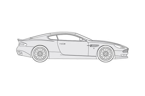 Revit Aston Martin Db9 Familiy To Bring Scale And Realism