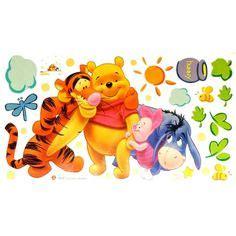 Wandtattoo Für Kinderzimmer Winnie Pooh by 143 Besten Kinderzimmer Winnie Pooh Bilder Auf