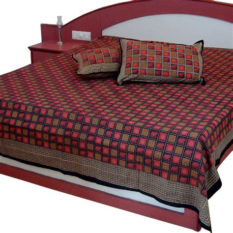 Bed Sheets Raipur  Diwan Set  Double Bed Sheets In