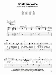 Southern Voice by Tim McGraw - Easy Guitar Tab - Guitar ...