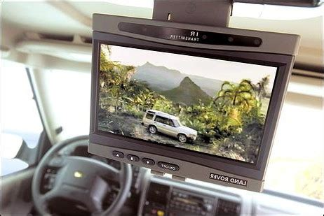 discovery iia dvd pack  land rover center