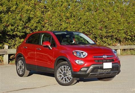 Fiat Awd by 2016 Fiat 500x Trekking Plus Awd Road Test Review