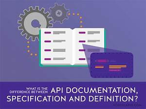 What Is The Difference Between Api Documentation