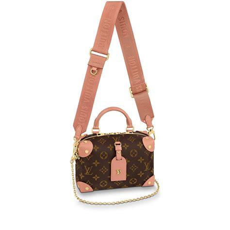 petite malle souple bag monogram canvas handbags louis vuitton