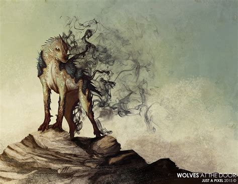 wolves at the door wolves at the door amoured wolf by kanizo on deviantart