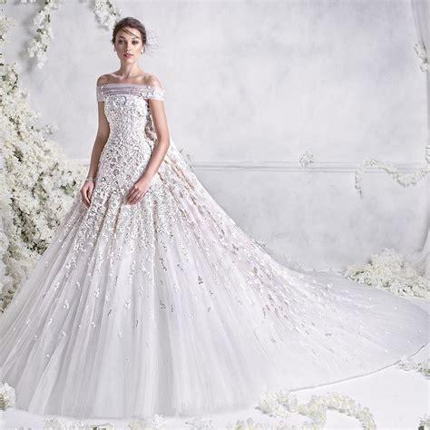 wedding dress for rami al ali 2018 wedding dresses wedding inspirasi