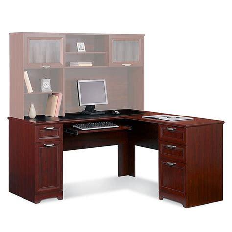 realspace magellan corner desk realspace magellan collection l shaped desk 30 quot h x 58 3
