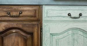 effet peinture bois vannes rennes lorient bretagne With peinture pour relooker meuble en bois