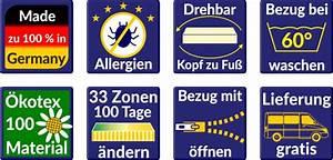 Topper Gegen Rückenschmerzen : matratze 100x200 cm f r ihren r cken optimiert bei dormito ~ Michelbontemps.com Haus und Dekorationen
