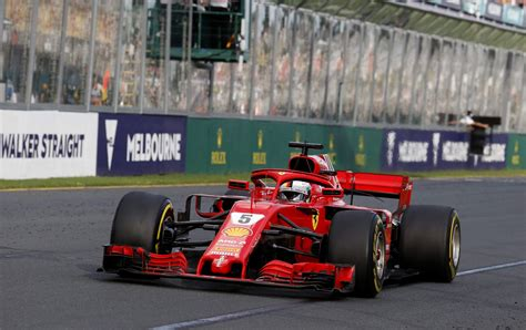 Ferrari f1 drivers carlos sainz and charles leclerc had the chance to let loose at imola in a pair of sf90 hypercars. Sebastian Vettel holds off Lewis Hamilton to take Australian F1 Grand Prix thriller- The New ...