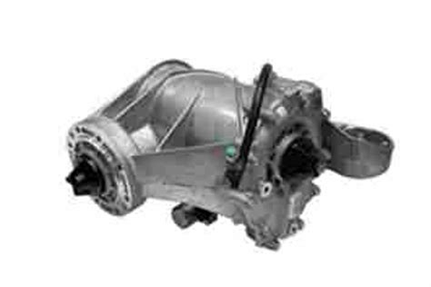 buick rendezvous rear differential