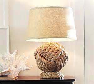 Pier One Twisted Floor Lamp by Knot Table Lamp Base Pottery Barn