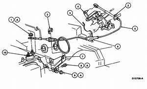 How Do You Replace The Shift Cable On A 1999 Mercury Sable