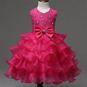 Baby Girl Party Frocks Designs Kids Clothes Summer Brand ...