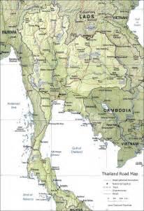 Thailand Road Map