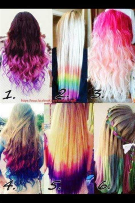 Different Types Hair Dye by Designs Of Hair Dye For Different Designs Fashionhugs