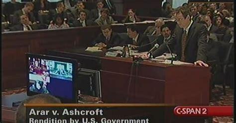[Arar v. Ashcroft] Oral Arguments | C-SPAN.org